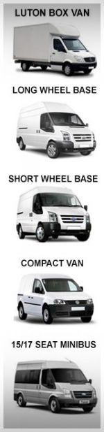 price guide page for Burmah self drive car and van hire ...